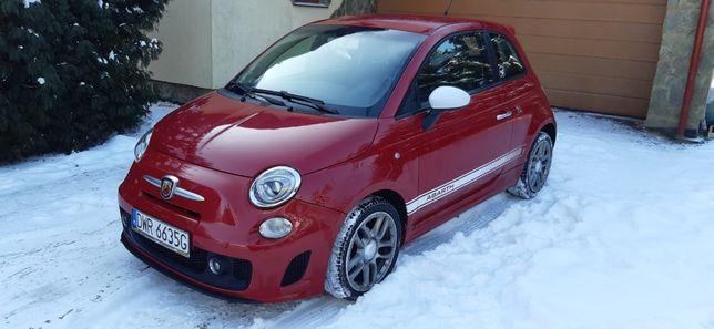 Fiat 500 pakiet Abarth