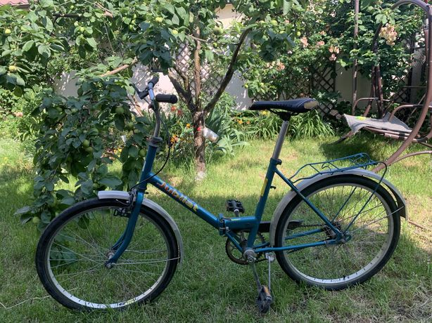 Складывающийся велосипед Jubilat Romet