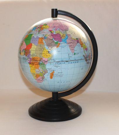 Настольный глобус 16 см на поделки