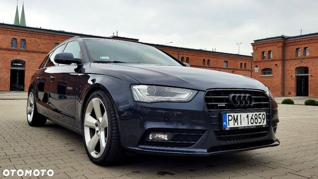 Audi A4 Audi A4 B8 3.0 Tdi Quattro S Tronic B&O