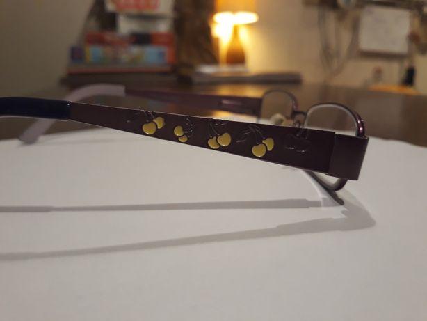 Okulary SUNOPTIC dla dziecka wisienki