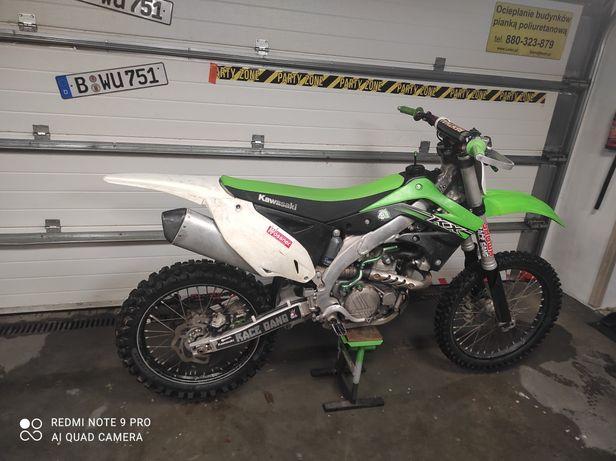 Kawasaki kx450f  15r