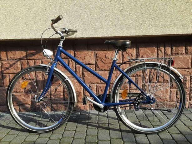 Rower miejski, jak nowy, rama aluminiowa, Shimano Nexus 7, koła 28''
