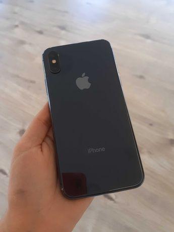 // iPhone X 64GB Preto - Grade A
