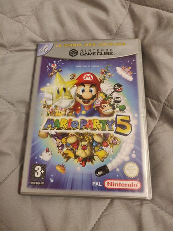 Gra Gamecube NGC Mario Party 5 FRA/ENG PAL