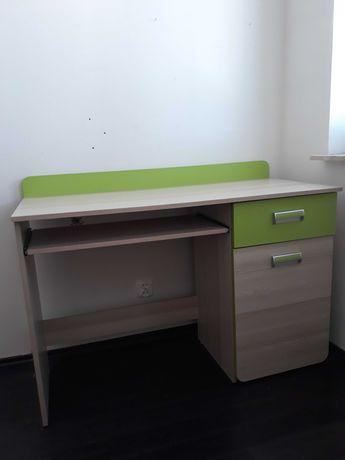 Pilne - Czas do środy 23.06 - biurko dla dziecka 120 cm + półka