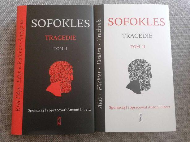 Sofokles. Tragedie. Tom 1 i 2.
