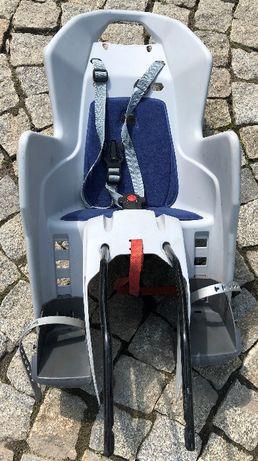 Bagażnik tylny dziecięcy do roweru