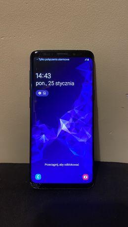 Samsung Galaxy S9 i microSD 128gb
