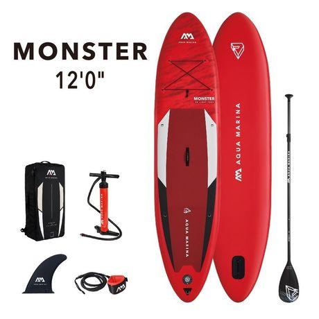 Deska SUP Aqua Marina Monster (366cm - 380l) BT-21MOP