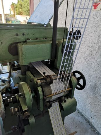 Maquina de Impressão de Etiquetas Autocolantes