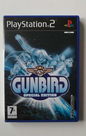 Gunbird Special Edition / PS2 / Ideał / Unikat !!