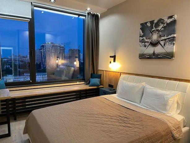 "ЖК «Tetris Hall"", 23 этаж, Супер видовая квартира"