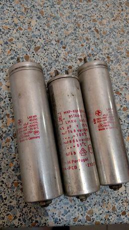 Конденсатори пускоробочі 45мФ х 250 В