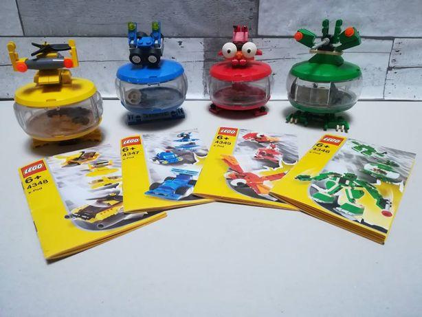 Lego X- Pod zestaw do łączenia 4346/4347/4348/4349