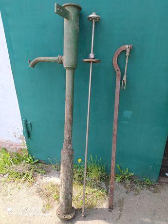 Продам колонку для воды (нержавейка)