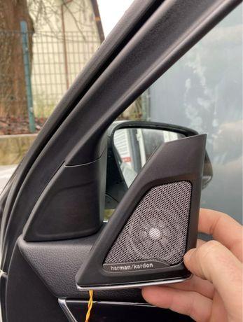 Твитеры harman/kardon BMW F10 F11 G30 акустика БМВ HIFI 525 530 535 x