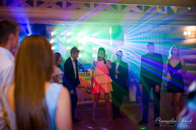 DJ na Wesele -18stkę - Urodziny - Ciężki Dym - Fotobudka - Napis LOVE
