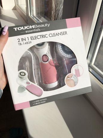 Набор электрических щеток для очищения лица и тела ТOUCHBeauty