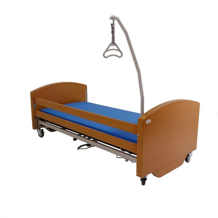 Cama Articulada Elétrica de Decúbito Hospitalar ALFA-5F