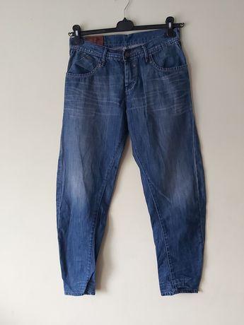 Męskie spodnie jeansy Lee 28 L31