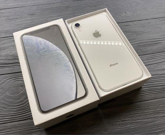 iPhone Xr 256 White Идеал Магазин Гарантия Рассрочка