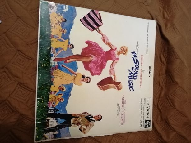 The sound of music - Vinil