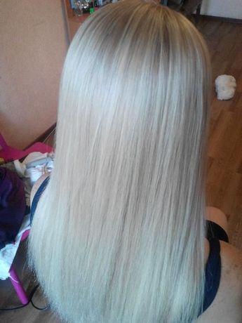 Мелирование и услуги парикмахера