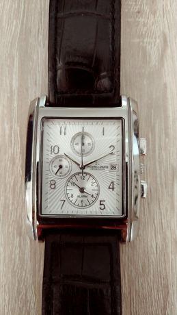 Ekskluzywny zegarek Jacques Lemans + drugi pasek gratis