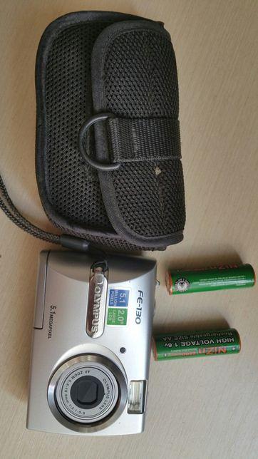 Продам фотоаппарат портативный Olympus FE130