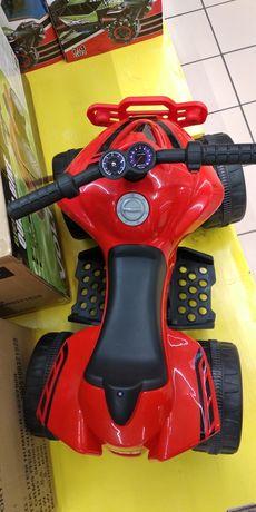 Дитячий електроквадроцикл