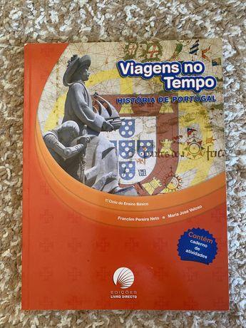 Livro- História de Portugal