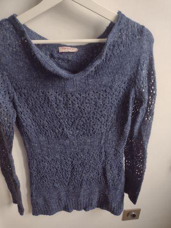 Długi sweter Orsay