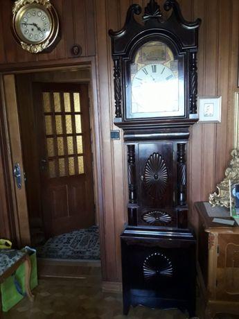 stary zegar anglik