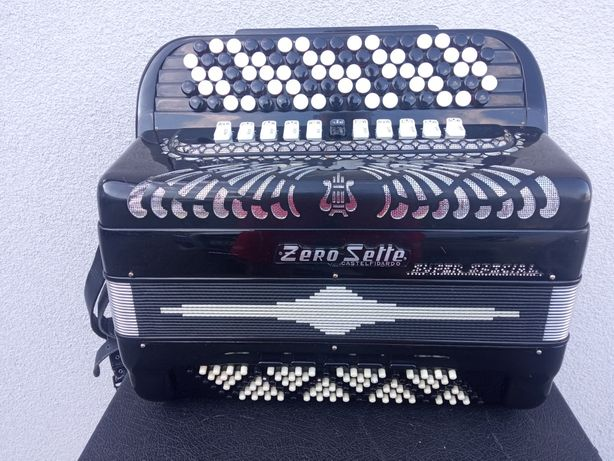 Akordeon guzikowy Zero Sette L40 musette