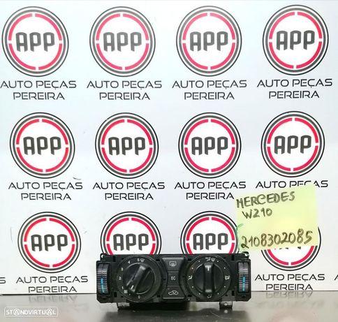 Comando sofagem Mercedes, W210, W202 referência 2108302085.