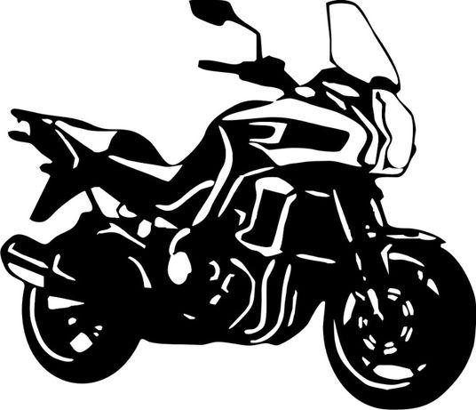 nn17 - naklejka Kawasaki Versys 1000