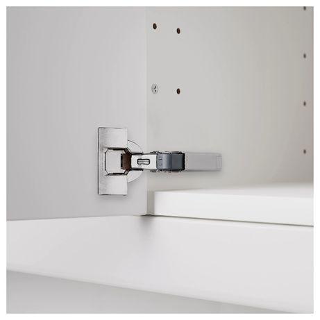 Ikea UTRUSTA Amortyzator drzwi do zawiasu 110-125 stopni nr 402.418.23