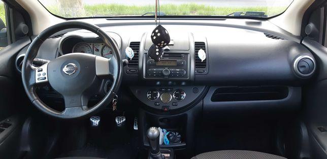 Nissan Note Tekna 1.6 GAZ 2007