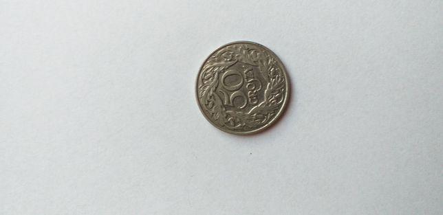 Monety 50 groszy