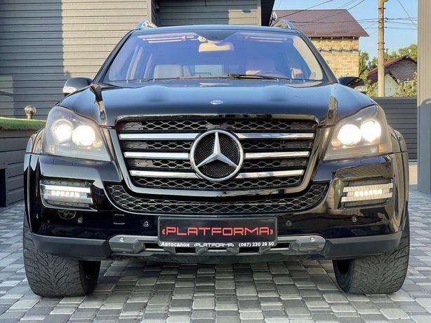 Mercedes GL 550 AMG ГАЗ (Лизинг/Кредит/Обмен)