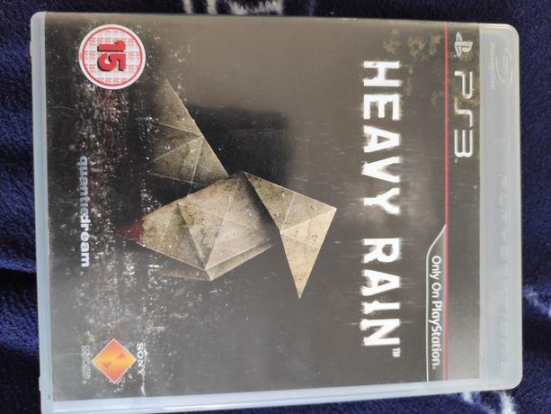 Gra Heavy Rain Ps3 idealny stan plyty