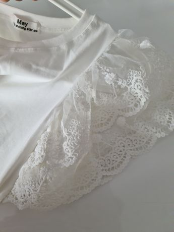 Nowa Biała bluzeczka