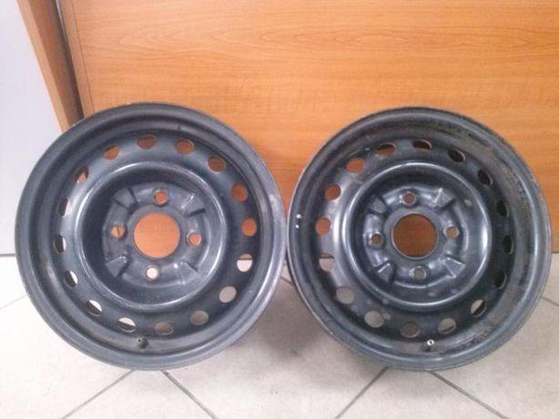 FELGI STALOWE 5,5Jx14 ET45 4x114,3 Nissan Evalia