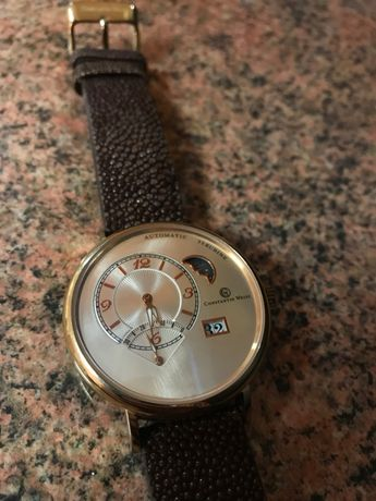 Zegarek Constantin Weisz AUTOMATIC 39 Rubine !