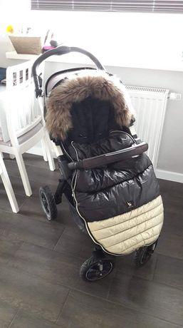 Wózek dziecięcy Spacerówka