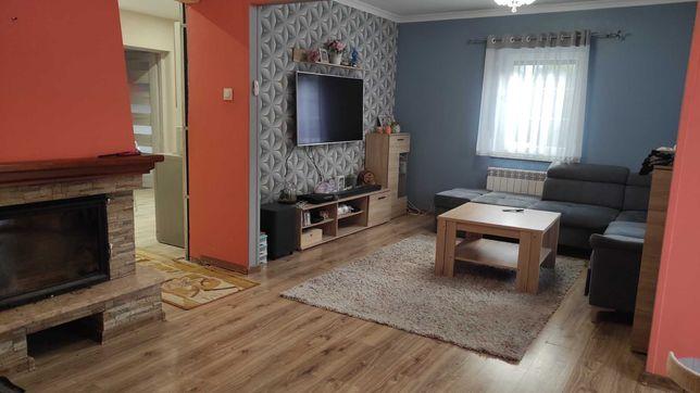 Zamienie lub sprzedam dom na mieszkanie w bloku