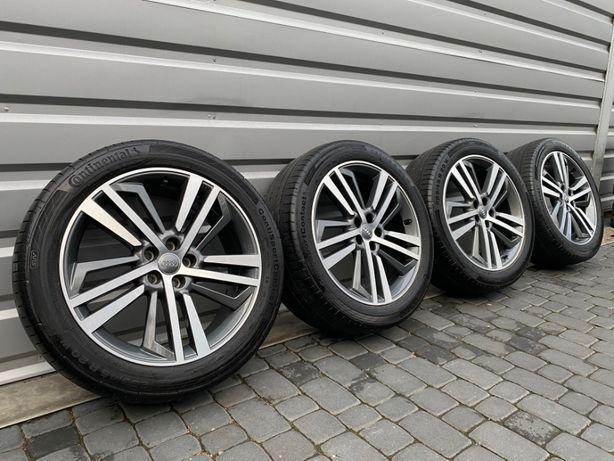 "Oryginalne Felgi Audi 20"" A3 A4 A6 A8 Q3 Q5 TT"