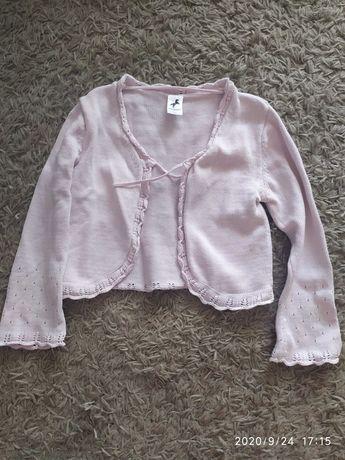 Sweterek dziewczęcy rozm. 122