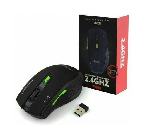 Беспроводная игровая компьютерная мышь Jedel W400  мишка безпровідна